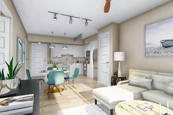 Living Room, Broadstone Oceanside, 2