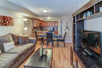 Living Room, Seaview Apartments, 1