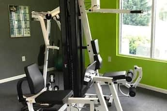 Fitness Weight Room, Windy Hill Key Apartments, 2