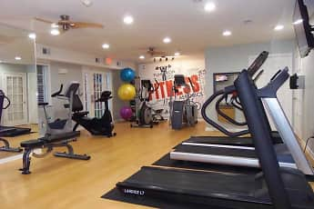 Fitness Weight Room, Aspen Run Apartments, 0