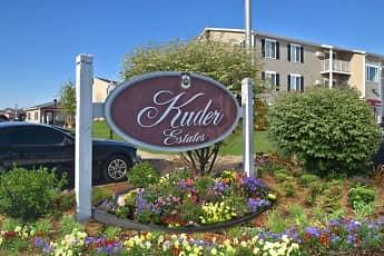Community Signage, Kuder Estates Apartments, 0