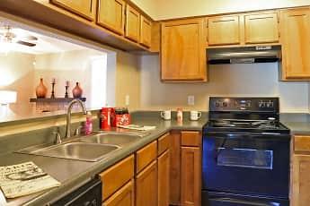 Kitchen, Austin Pointe, 1