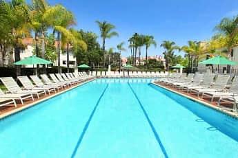 Pool, Rancho Hillside, 0