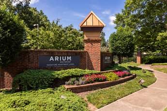Community Signage, ARIUM Southpoint, 2