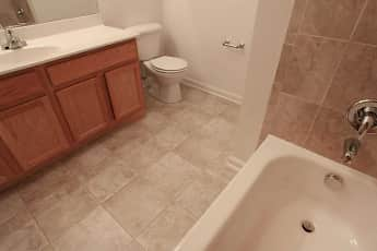 Bathroom, Shippensburg Commons Apartments, 2
