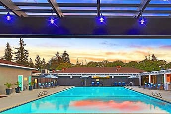 Pool, Camden Village, 1