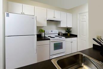 Kitchen, eaves Fairfax City, 1