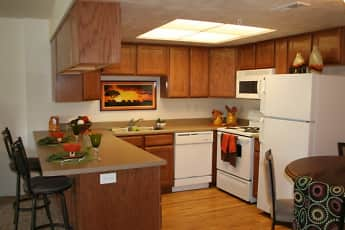 Kitchen, Serengeti Springs, 1