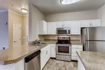 Kitchen, Cortland Village, 0