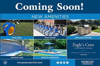 Community Signage, Eagle's Crest Apartments, 0