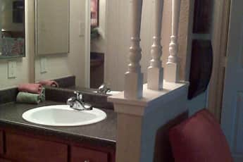 Bathroom, The Abbey at Eldridge, 2