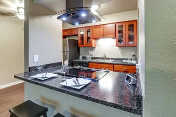 Kitchen, Capitol Manor, 0