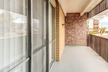 Patio / Deck, Villa Apartments, 2