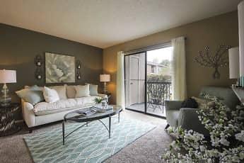 Living Room, Creekside Village, 1