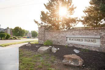 Community Signage, Blackbird Farms, 2