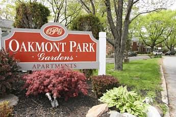 Community Signage, Oakmont Park Apartments, 1