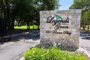 Community Signage, Legends On The Green, 0