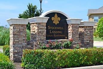 Community Signage, Stockwell Landing, 2