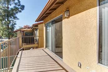 Patio / Deck, Sierra Vista Apartment Homes, 2