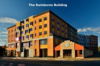 Swinburne Building, 0