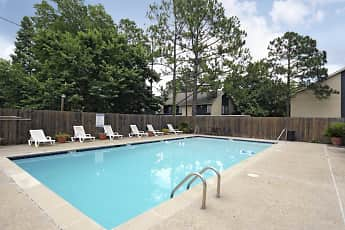 Pool, Jefferson Arms Apartments, 0