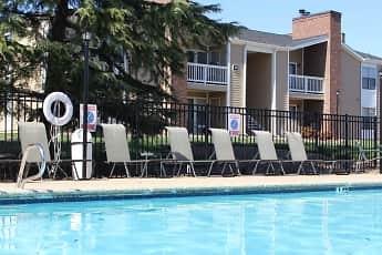 Pool, Fox Hollow Apartments, 0