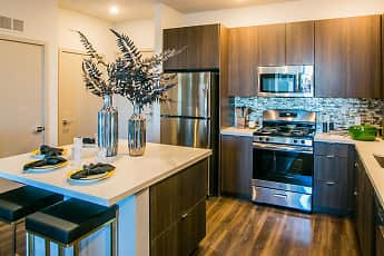 Kitchen, Elysian at The Palms, 0