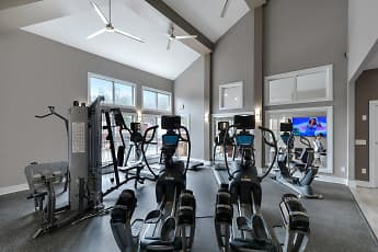 Fitness Weight Room, The Promenade At Berkeley, 1