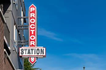 Proctor Station, 1