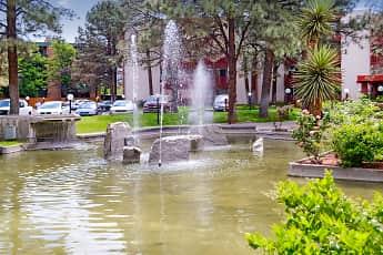Lake, Three Fountains, 0