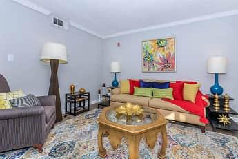 Living Room, Kingston Pointe Apartments, 0
