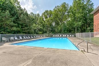 Pool, Walnut Hill Apartments, 0
