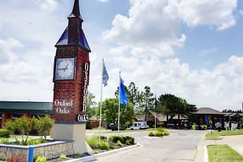 Community Signage, Oxford Oaks, 0