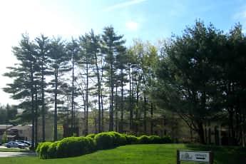 Community Signage, Woodland Apartments, 0