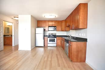 Kitchen, NorthPoint Apartments, 0