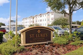 Community Signage, St. Luke's Life Center, 0