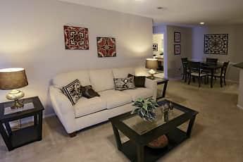 Living Room, Baxter Crossings, 0