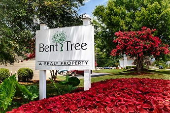 Community Signage, Bent Tree Apartments, 0