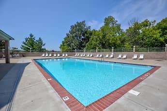 Pool, Georgetown Oaks Apartments, 0