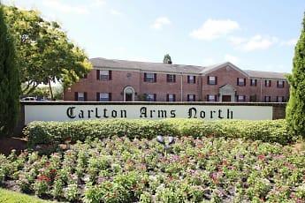 Community Signage, Carlton Arms North, 2