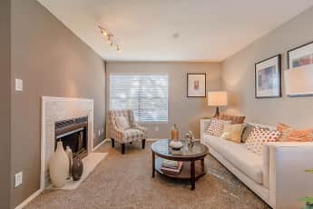Living Room, Pinehurst Place Apartments, 0