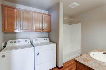 Bathroom, Mountain Bay Apartment Homes, 2