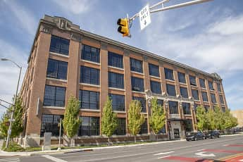 Building, 800 North Capitol Apartments, 0