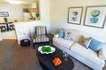 Living Room, Hillcrest - Senior 62+ Community, 1
