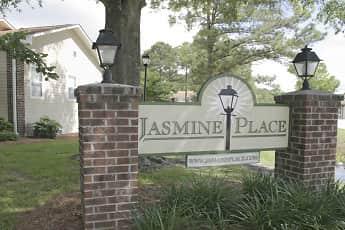 Community Signage, Jasmine Place, 0
