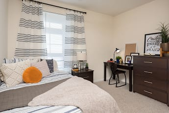 Bedroom, The Province Greenville, 1