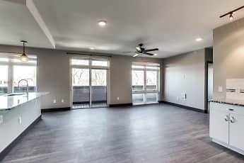Living Room, The Prescott, 0