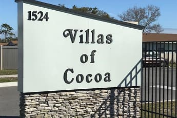 Community Signage, Villas of Cocoa, 0