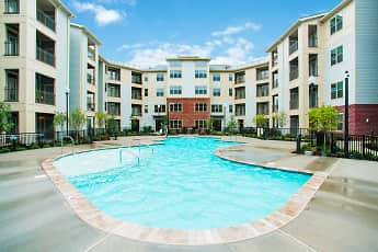 Pool, James River at Stony Point Apartments, 0