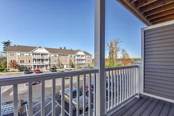 Patio / Deck, Wallace Farm Apartment Homes, 2
